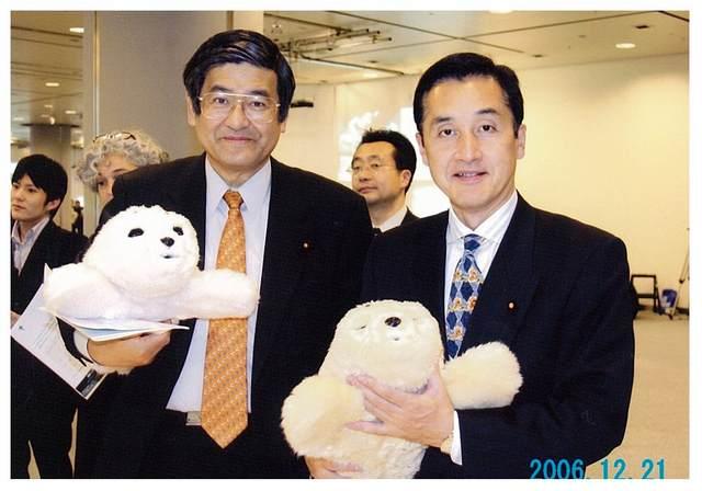 ロボット大賞受賞ロボット展示会