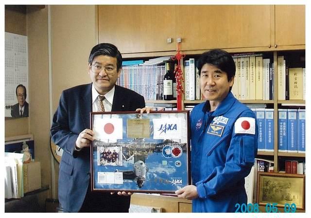 宇宙飛行士・土井隆雄さんと