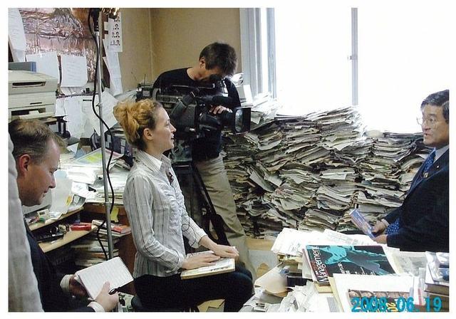 CBC(カナダ国営放送)「日本のロボット開発」インタビュー