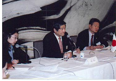 第30回日韓・韓日議員連盟合同会議